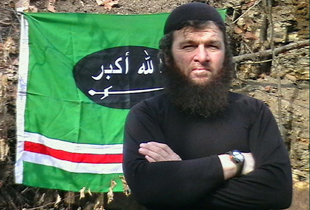A recent picture taken from cecenonline.com reportedly shows Islamist leader Doku Umarov.  Thirty-seven people were killed on March 29, 2010 in twin suicide attacks carried out by female suicide bombers in the morning rush hour, officials said, in the worst such attack in the Russian capital for over half a decade. The bombings came after warnings published on militant websites by Islamist leader Doku Umarov from the Caucasus region of Chechnya that Moscow would be the rebels' next target.