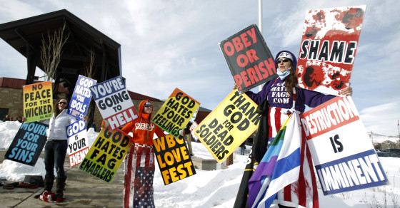 America's Next Top Bigot: Westboro's Heir Apparent
