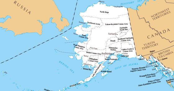 It's Not Just Crimea—Some Alaskans Want to Join Russia, Too