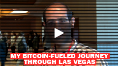 From the Strip to the Pawn Shop: My Bitcoin-Fueled Journey Through Las Vegas