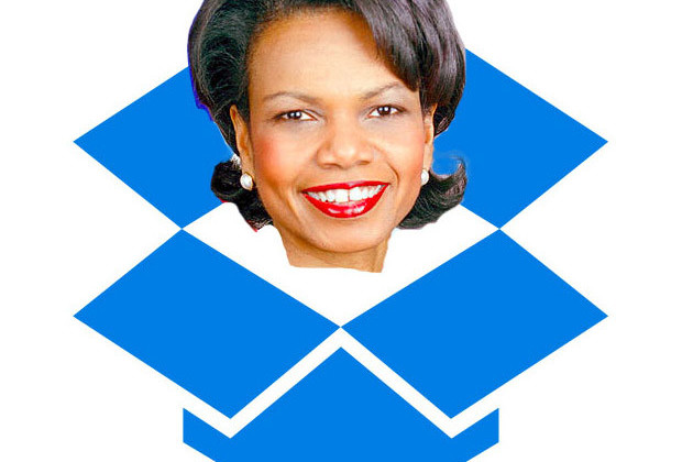 Condoleezza Rice Dropbox 01