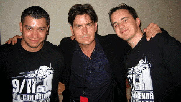 Dylan Avery Charlie Sheen 16