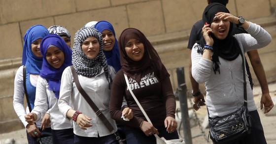 Egyptian Girls Need to Stop Slut Shaming One Another