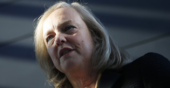 Meg Whitman: The Other Tech CEO That Wanted to Ban Gay Marriage
