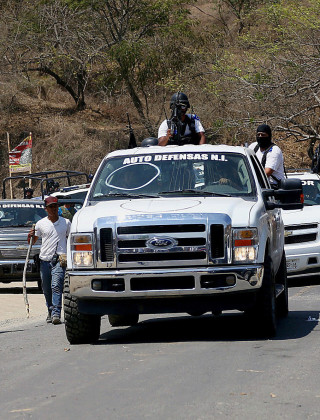 Are Mexico's Vigilantes Actually Working for the Drug Cartels?