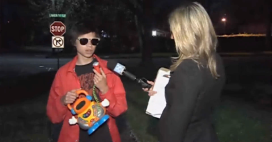 Meet Nat Gray, Teenage Party Hero