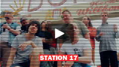 Meet Station 17, Germany's Hottest (Disabled) Rock Band