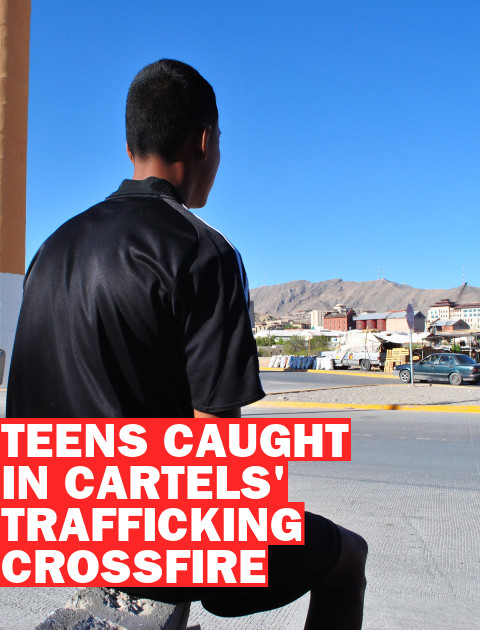 Teens Caught in Cartels' Trafficking Crossfire