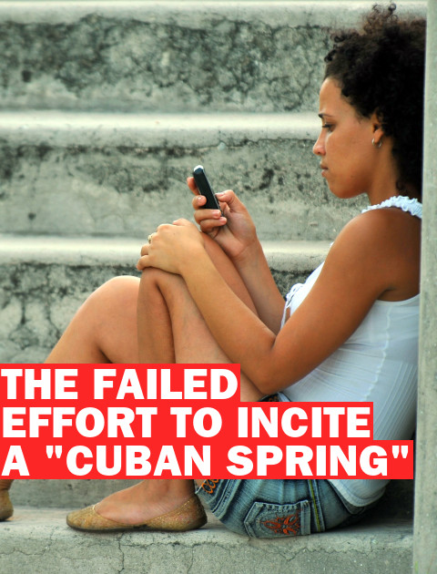 How the U.S. Government Created a Fake Twitter in Cuba to Spark a Revolution