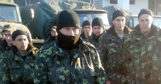 Like This Militia: Ukrainians Gather to Fight via Facebook