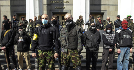 East Ukraine Won't Be Lost Without a Fight