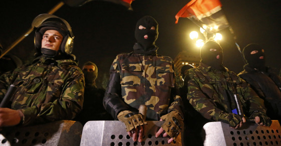Organizing a Right-Wing Ukrainian Militia? There's an App for That