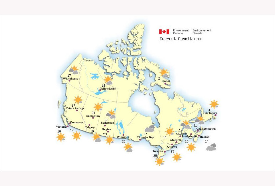 Canada tells its meteorologists not to talk about climate ...