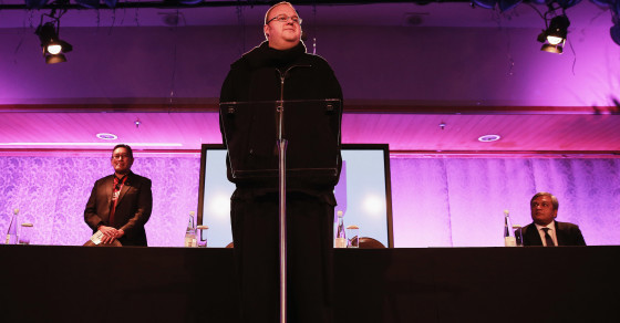 "Kim Dotcom Vows to Make New Zealand ""Awesome"""