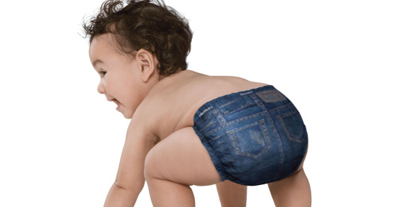 Sexed-Up Diaper Ads Are Full of Shit
