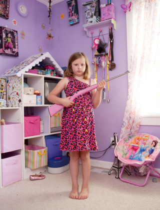 Defending Dollhouses: American Children and Their Guns