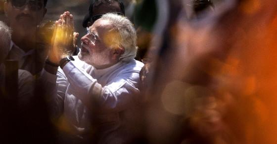 India May Soon Elect Its Most Polarizing Politician