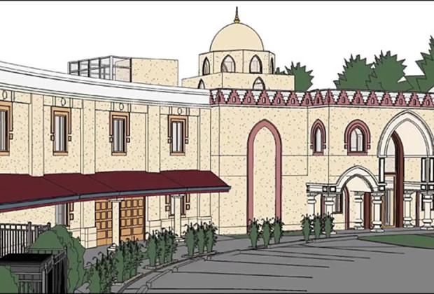 Redmon muslim