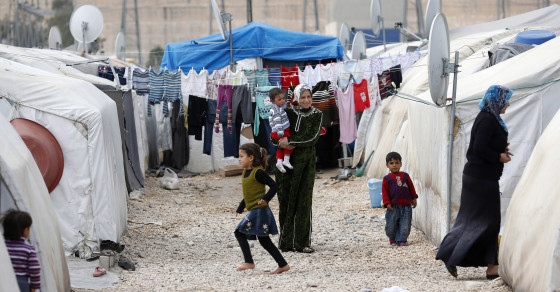 Syrian Refugees in Turkey Are Apologizing for Being Refugees