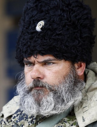 "In Ukraine, a Prominent Militant Called ""Bogeyman"" Rattles Sabers Against Obama"