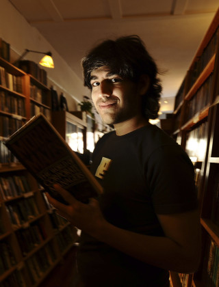 Aaron Swartz Biographer: FBI's Prosecution Drove Hacker to Suicide
