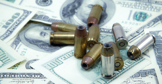 Gun Ammo: The New Cash?