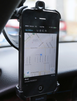 Uber-Idiot Files Absurd Lawsuit Against Uber