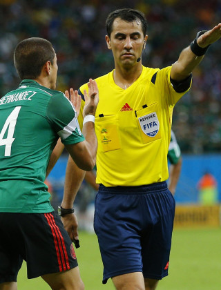 MEXICAN REFEREES GETTING CARTEL-RELATED THREATS