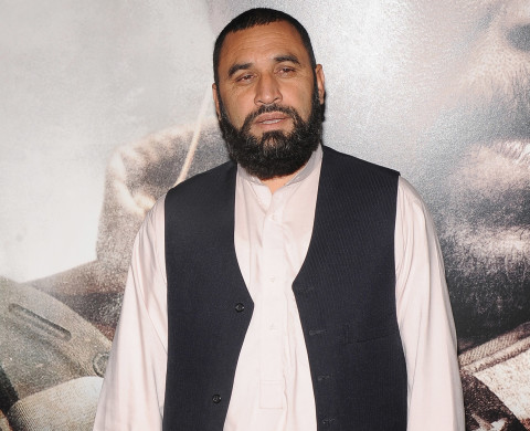 03 Dec 2013, New York City, New York State, USA --- New York,NY-December 3: Muhammad Gulab attend the 'Lone Survivor' New York premiere at Ziegfeld Theater in New York City on December 3, 2013. @Joe Stevens . --- Image by © Joe Stevens ./Retna Ltd./Corbis
