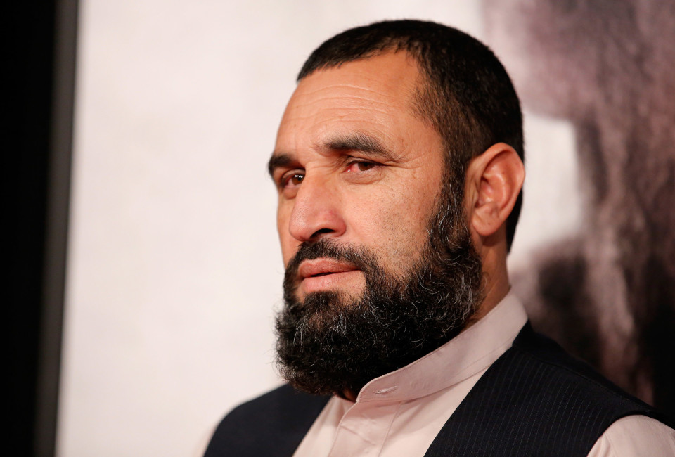 "Muhammad Gulab attends the ""Lone Survivor"" New York premiere at Ziegfeld Theater on December 3, 2013 in New York City."