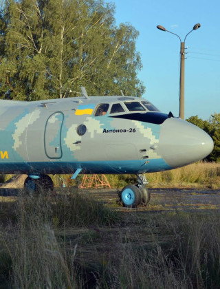 Pimp My Military Plane: Ukrainian Activists Refurb Soviet-Era Ride