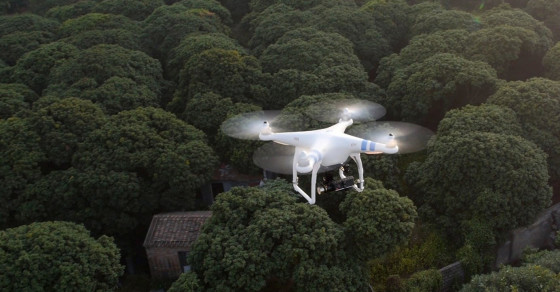 Neighborhood Association Buys Drone to Spy on Foes