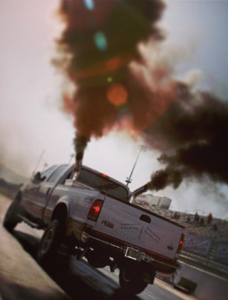 """Rollin' Coal"" Is Pollution Porn for Dudes With Pickup Trucks"