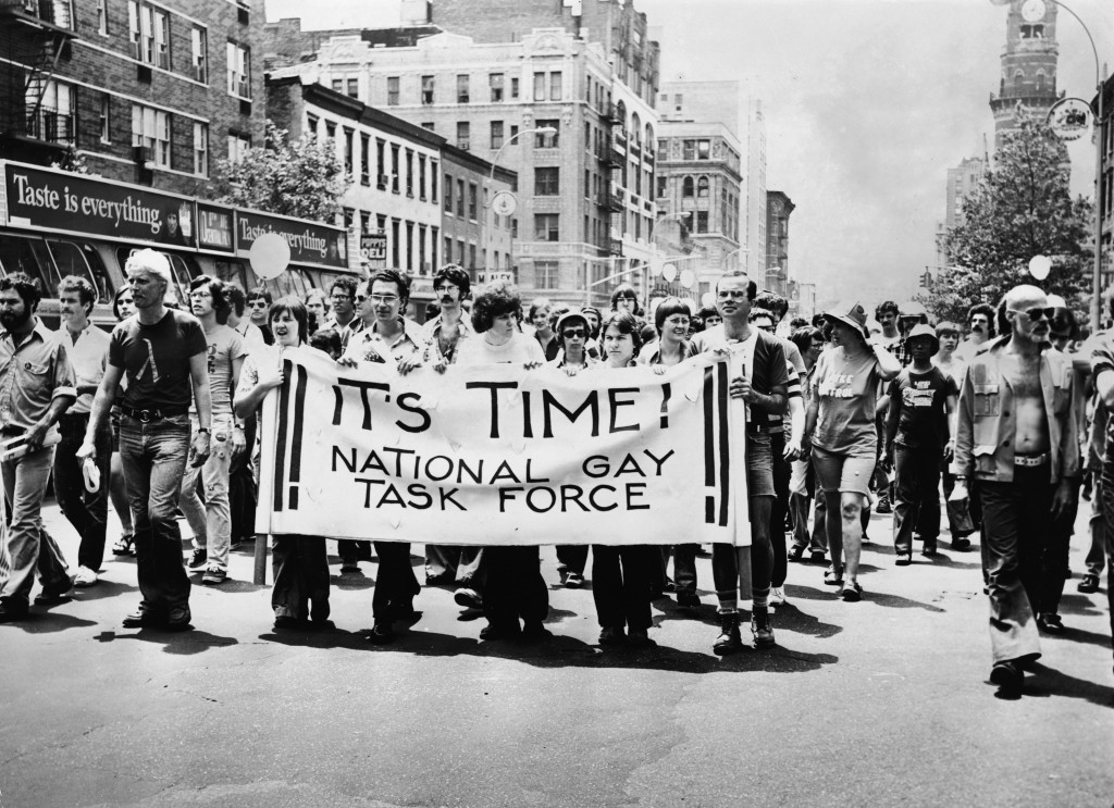 Gay Pride Retrospective: From Stonewall to the Wedding Altar