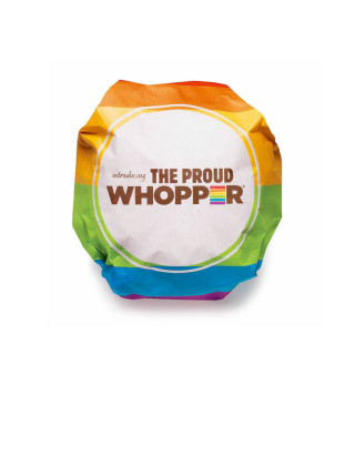 Would You Eat a Big, Gay Whopper?