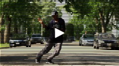 VIDEO: Chicago Footwork Dance-Off