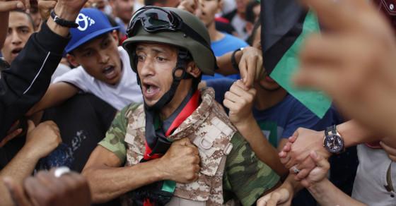 Militias Drive Libya Deeper Into Civil War