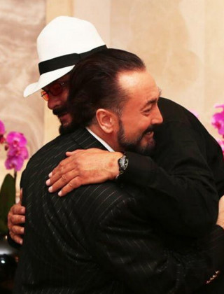 Steven Seagal's Latest Bromance