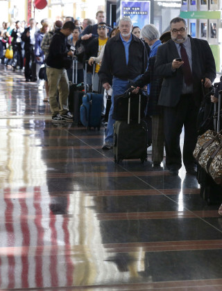 The TSA's Security Lines Are So Bad, It'll Pay You to Fix Them