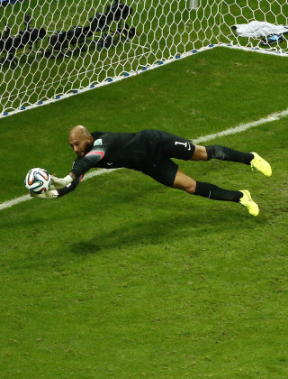 Tim Howard, God of the Internet
