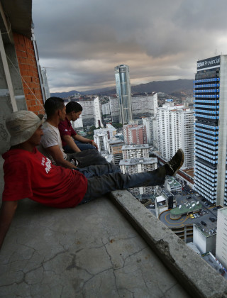 Venezuela Empties the Tower of David