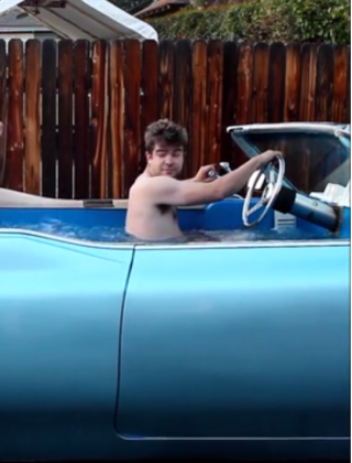 God Bless America: A Hot Tub You Can Drive
