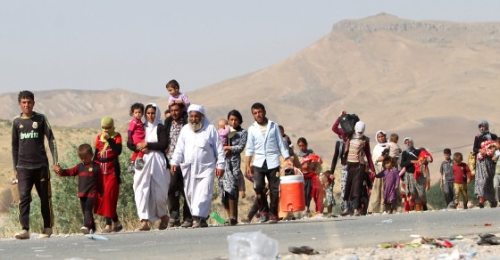 "U.S. Special Forces Say Yazidi Situation ""Not As Bad As We Thought"""