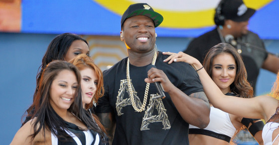 Want to Feel Powerful? Scientists Recommend 50 Cent