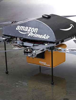 Where Is Amazon Drone Delivery Landing First?