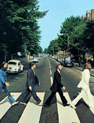 "Rare ""Abbey Road"" Outtake Discovered in NYC Shop"