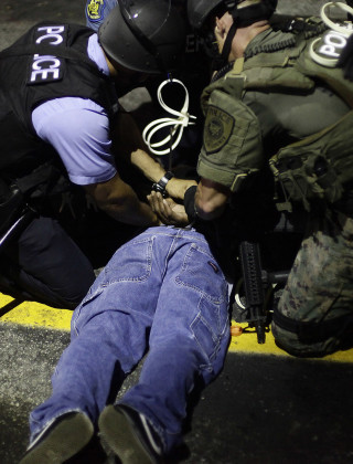 Meet the Out-of-State Protester Arrested Three Times in Ferguson
