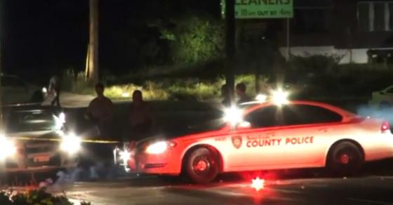 A Second Man Is Shot by Police in Ferguson, Missouri