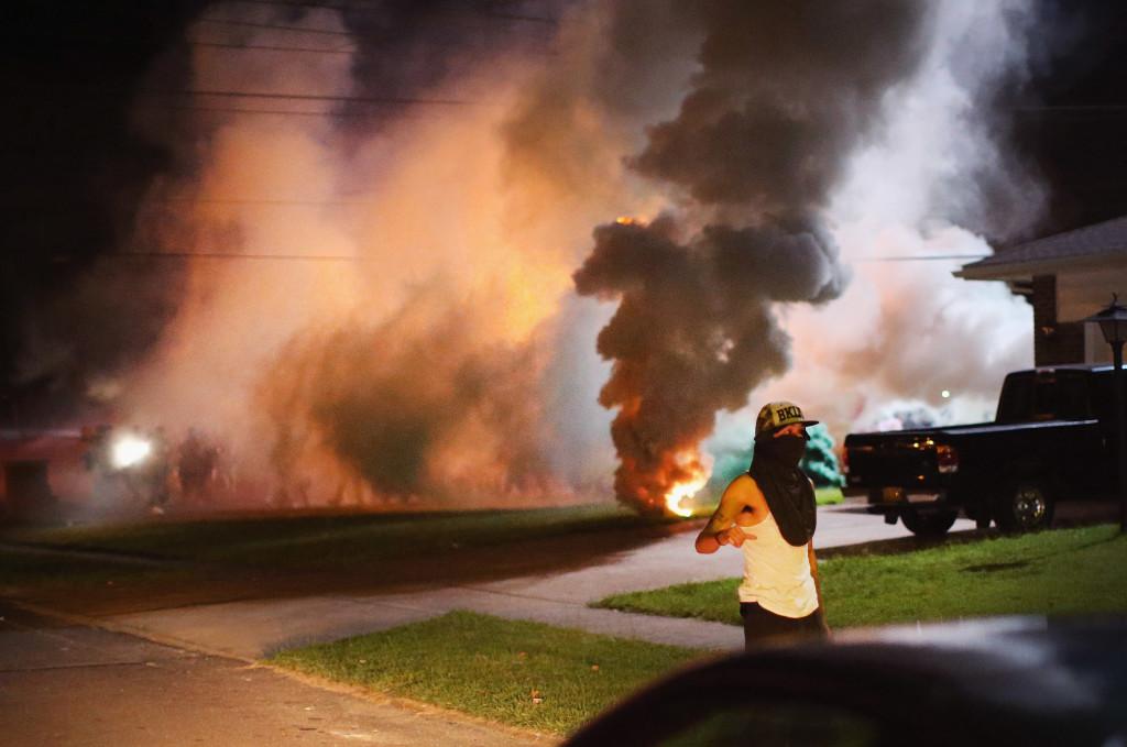 Ferguson, Missouri: War Zone, USA
