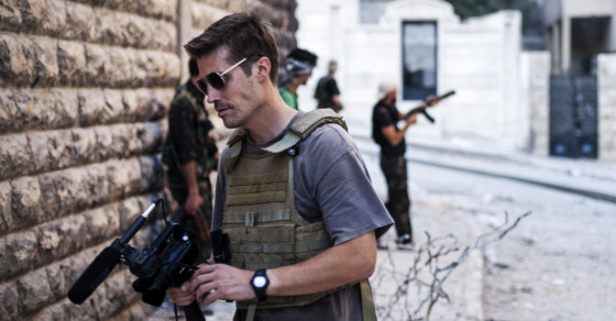 The High-Tech Manhunt for James Foley's Killer